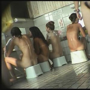 女風呂 こっそり撮影