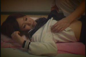 【都内某按摩治療院】からの流出映像 女子●生のみ厳選した猥褻記録 02