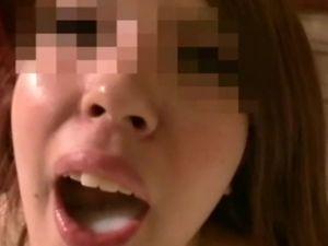 【特価・ハメ撮り】関西弁19歳白ギャルに生チ●ポ挿入!「中?アカンで」