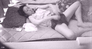 モ無 隠し撮り 家事の合間に妻の秘密のオナニー 第6弾