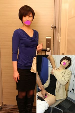 【ドスケベ奥さん】美智子さん① 現役CA奥さんの復讐セックス。浮気夫への当てつけ濃厚ハメハメ!