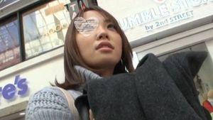 【ナンパハメ撮り】MEGUMI 24歳 エステティシャン【HD動画】