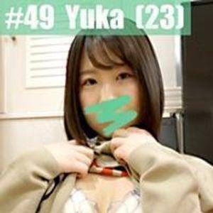 【無/個】現役ロリカワナースのユカちゃん(23)にバックから挿入!~の内緒でゴム外して大量生中出しっ!それでも笑顔とつぶらな瞳が最高っす!※高画質顔出し特典有