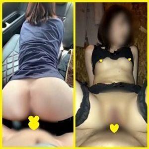 スマホ撮影集107 野外セックス