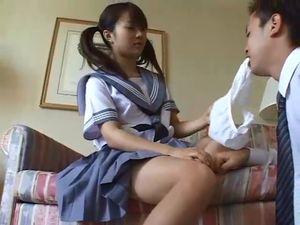 【聖水】【S女】【女子☆高生】J-K女王リカ様にクンニご奉仕、聖水いただき顔面騎乗手コキで強制射精