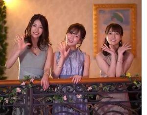 ☆☆☆ 無修正'' 3姉妹 楓カ●ン ''動画第2弾 ☆☆☆