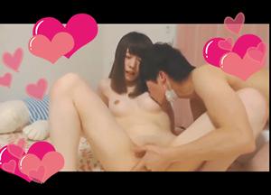 姫カップル◆見せつけ興奮する発情SEX・顔射ぶっかけ