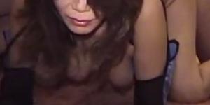【個人撮影】尻穴性感帯ディープアナル肛門他人棒中出しハメ中毒NTR上級四十路婦人