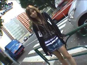 【コギャル】19歳のミニスカ黒ギャルと円光ハメ撮り
