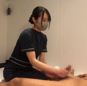 【五反田】出張ローション手コキ隠し撮り【最年少・神埼(18歳)】