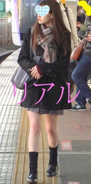 《お気に入り娘》【電車チカン】【中出しSEX】色白で小さな妖精 純白P #7