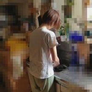 3月限定【個人】台所で嫌がる訳あり美人若妻の折れそうに細い肢体を犯す。