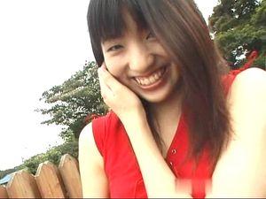 (無)【名美人】★★ 臼井〇奈 たまりにたまった聖水をぶちまける姿に興奮!