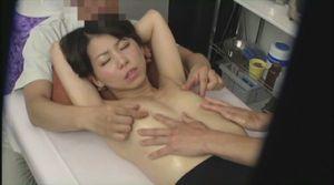 不感症【乳首】治療の現場w 01