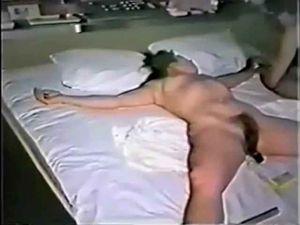 懐かし映像 裏ビデオ ☆☆池袋のスナックママ ? 完全顔出し「モザ無」発掘動画