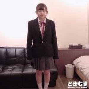 【制服/続編】歌舞伎町/おさげが可愛らしかったミニマム系発育途上のあの子と再会し制服着たままSEXを堪能した