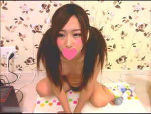 【ライブ無修正】 超可愛い美少女!