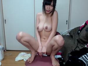 美形女子配信動画3