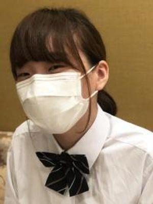 超完全ドシロート18才の咲ちゃんは実は超敏感なので最後までしちゃってお腹に外出し!