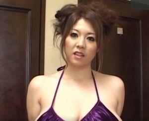 【マニア向け】美巨乳熟女の手コキオナニー