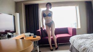 渋谷でお昼休みのOLをナンパ!そのままホテルでAV撮影までしてくれましたww