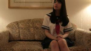 中年男の言葉攻めに恥ずかしい体験を告白しながらイキまくる美少女