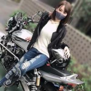 【無】高身長バイク女子連続中出し