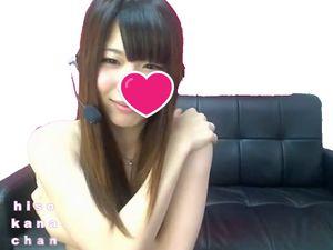 【色白ちっぱい】スタイル良い美少女のライブチャット