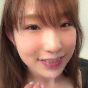 無【祝☆初顔射】声をかけて精子をかけました☆11【UR級娘】茶髪デビューのお嬢様にぶっかけ☆