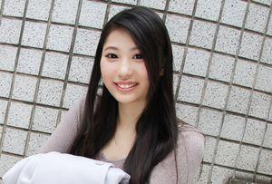 G-AREA「陽菜」ちゃんは美肌美脚のエロい女子大生