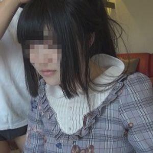 【個人撮影】Fカップ美巨乳のムチムチ女子大生ちかちゃんに生ハメ大量中出し!