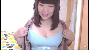 2020年10月撮影 44歳熟女Eカップ美乳さん ライブチャット初心者