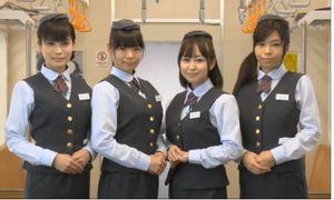 ☆☆☆ 無修正'' キャビンアテンダント4姉妹 '' 動画第3弾 ☆☆☆