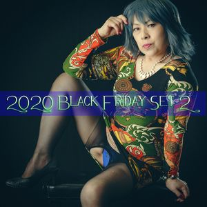 【BLACK FRIDAY SALE】熟女のハメ撮り3本セット SET 2(フェラ抜き・顔射)