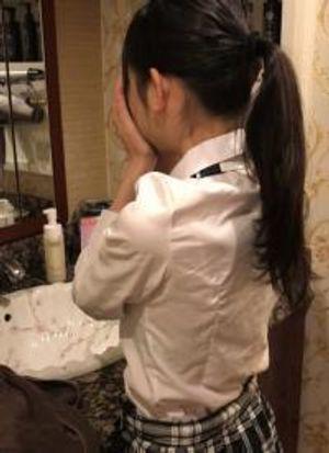 フラッシュマンの 動画【難波ス○バ_女子大生_目隠し編】