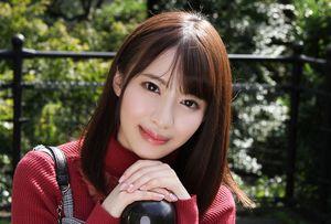 G-AREA「理沙」ちゃんはぷるるん唇が妙にエロ可愛い美人大学生