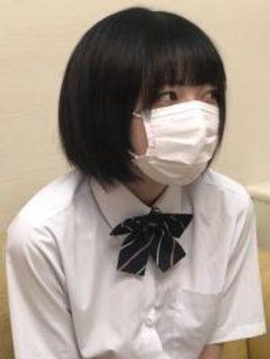 スリムFカップのナイススタイル18才黒髪ショート萌葉ちゃんはブーツを買いたくて撮影にやって来た!おっぱいはくすぐったいからやめてぇ??!