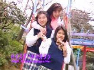 【VIP】 ハイスクールマガジン 女子校時代