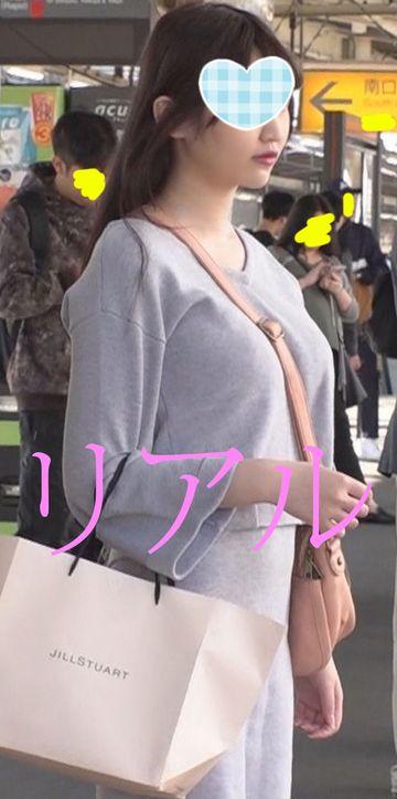《限定》【電車チカン】【中出しSEX】白色清楚女子大生 巨乳 #2