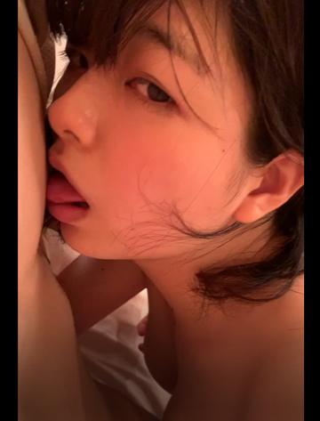 アイドル風のパイパン素人娘とハメ撮り【個人撮影】
