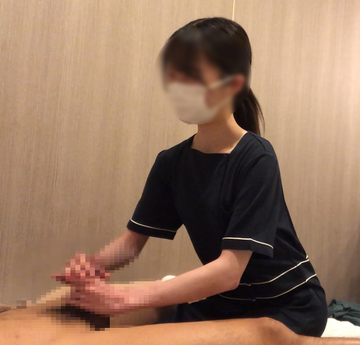【五反田】出張ローション手コキ隠し撮り【ランカー・木内(20歳)】