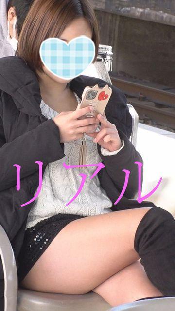 《過激》【電車チカン】【中出しSEX】ニーハイブーツS級娘 生食い込みP #14