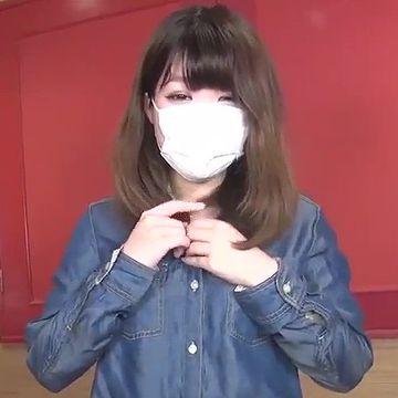 【個人撮影】素人 19歳 J K 美しい体とかわいい顔