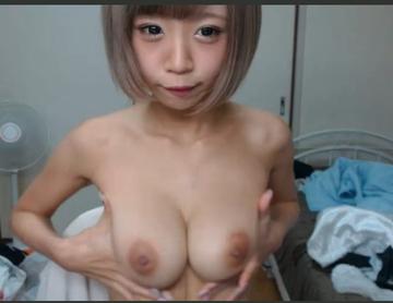 美形女子配信動画4