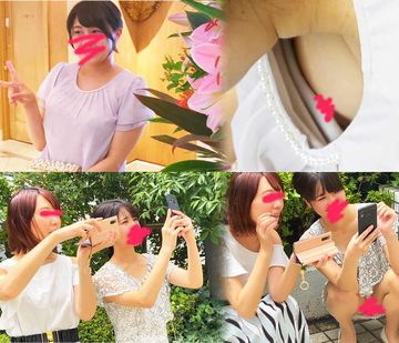 【FHD】結婚式のパンチラ胸チラvol.06