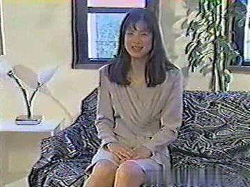 (無)【昔の名美人】★★ 金子〇かり  19歳の女子大生金子ゆかりの初々しくもエッチで過激...