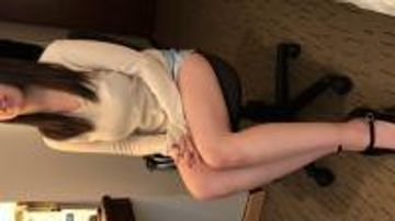 【流出・個撮】美人姉妹の姉にフェラチオをしてもらいました。