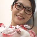 【個人撮影】超ド淫乱眼鏡JD現る!ハメ撮りで大興奮で中出し懇願!