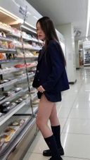 【個撮】県立普通科③クール系ハーフ美少女をハメ撮り