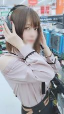 【無修正】超スレンダー体型の人見知りなゲーム実況者の女の子に連続中出し(63分)